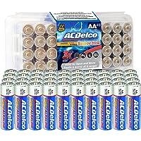 40-Pack ACDelco AA Super Alkaline Batteries