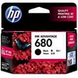 HP 680 Original Ink Advantage Cartridge (Black)
