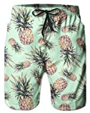 Alistyle Mens Swim Trunks Summer Cool Quick Dry