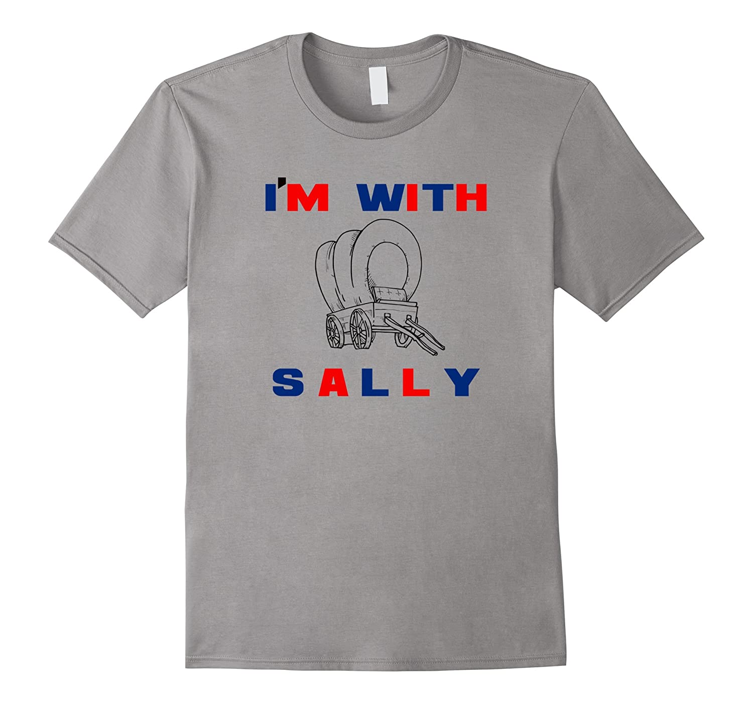 I'm With Sally - Yates T-Shirt Immigrants Ban Refugees Tee-TH