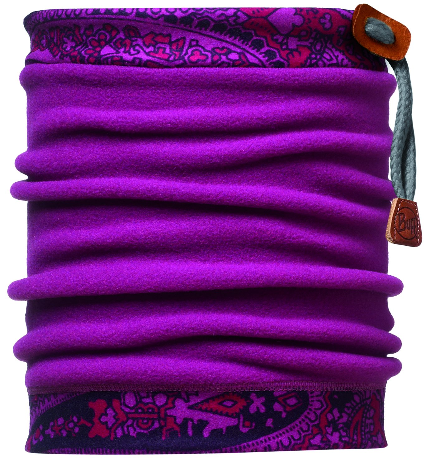 Original Buff Polar Tubular, Unisex adulto, Multicolor (Tamil / Mardi Grape), Única