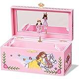 Enchantmints Royal Garden Princess Music Jewelry Box