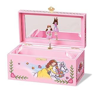 Amazoncom Enchantmints Royal Garden Princess Music Jewelry Box