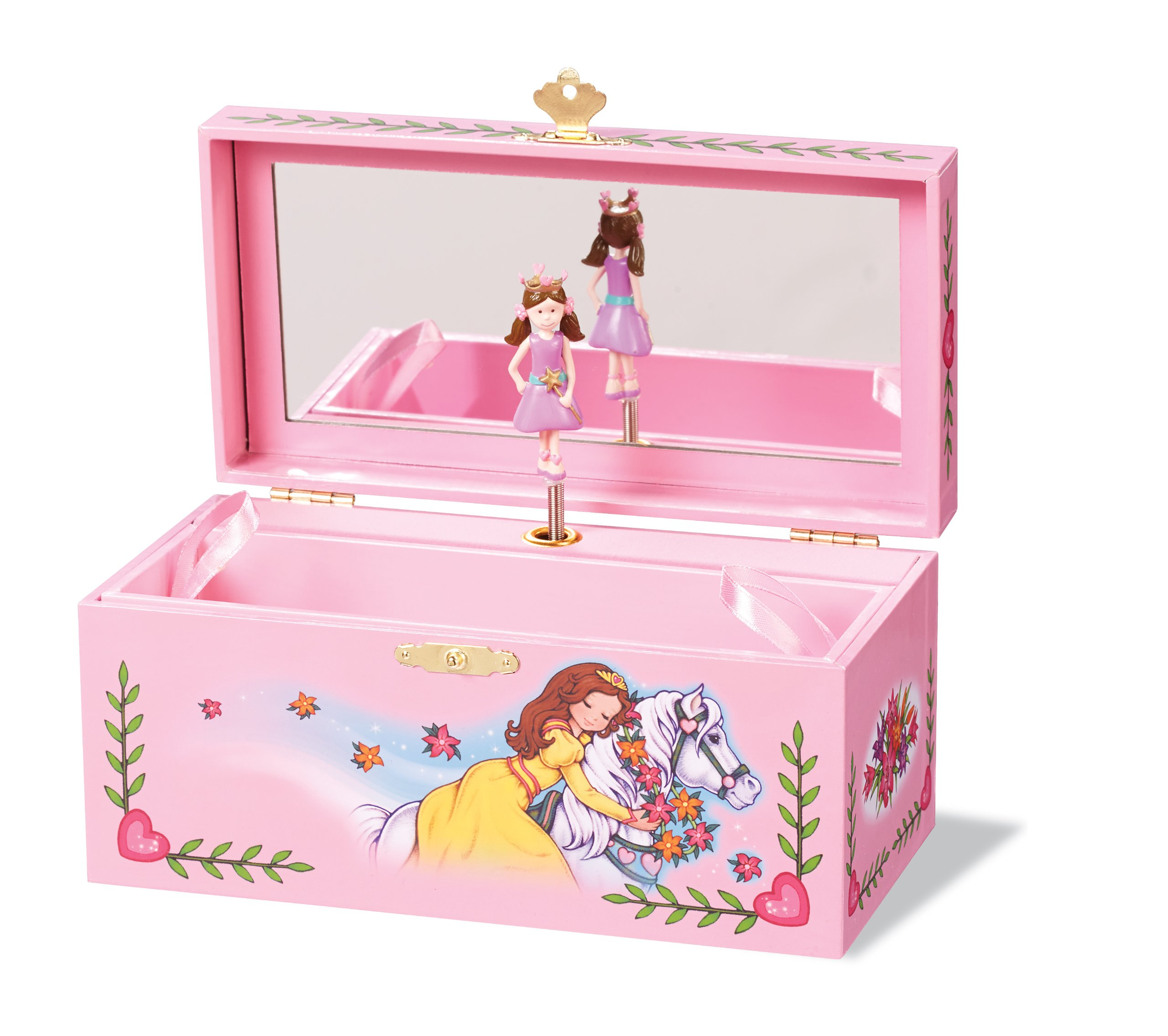 Enchantmints Royal Garden Princess Music Jewelry Box