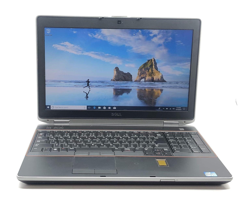 【在庫限り】 中古 Dell 中古 English Dell Wi-Fi, OS Laptop Computer, Intel Core i7 -2620M 2.70 GHz, 8 GB, 500 GB, 15.6 Inch, Windows 10 Pro, inbuilt Wi-Fi, Web-Cam, DVD-RW, Used, 英語版OSノートPC, Dell LATITUDE E6520 B07R9JGMCT, 朝廷屋:3b5de190 --- login.spamwall.ie