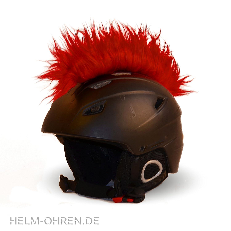 Helm Irokese für den Skihelm Snowboardhelm Kinderskihelm Kinderhelm Motorradhelm oder Fahrradhelm Der HINGUCKER Der etwas auffälligere
