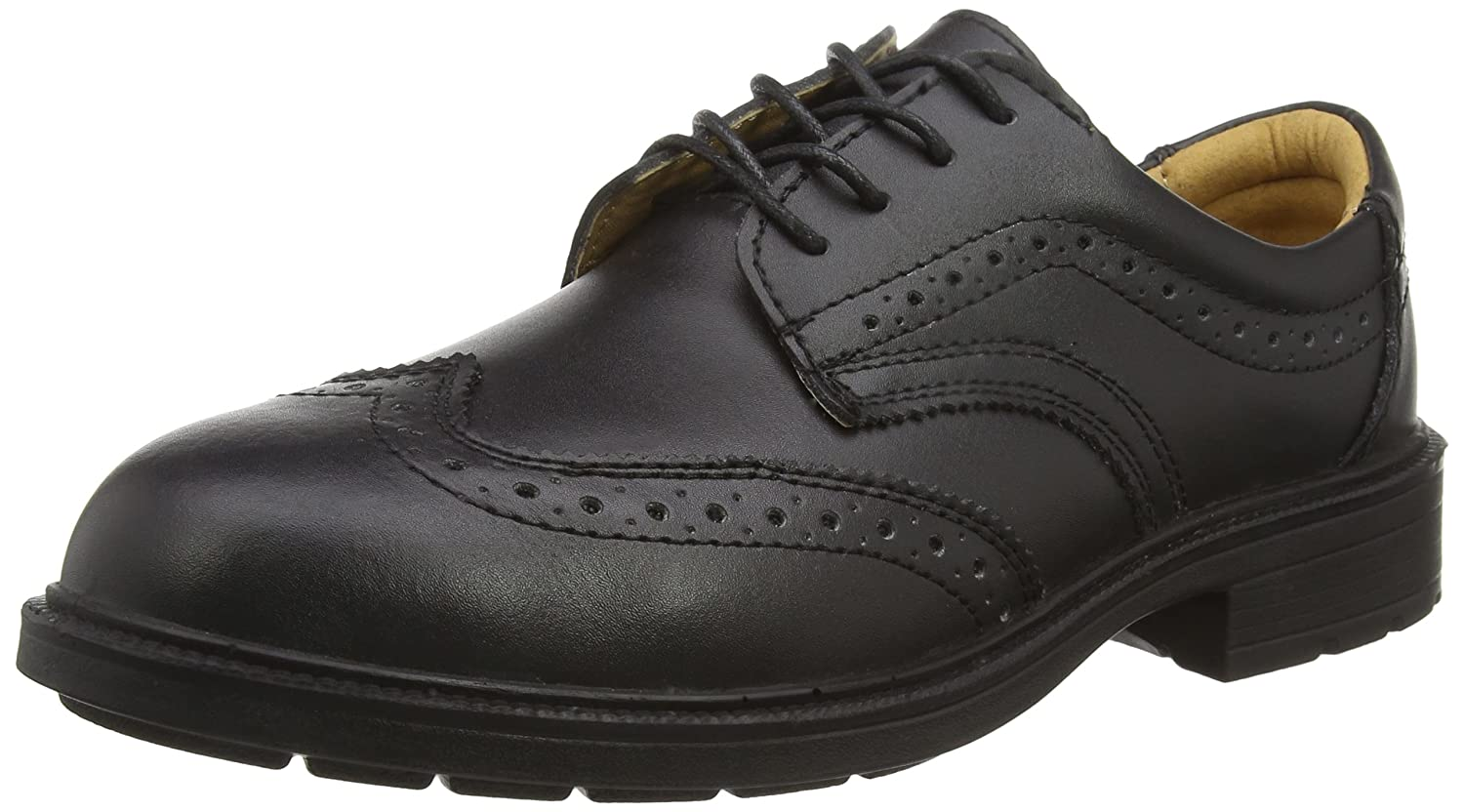 Amblers Steel FS44 Safety Brogue/Mens Shoes/Safety Shoes Amblers Safety