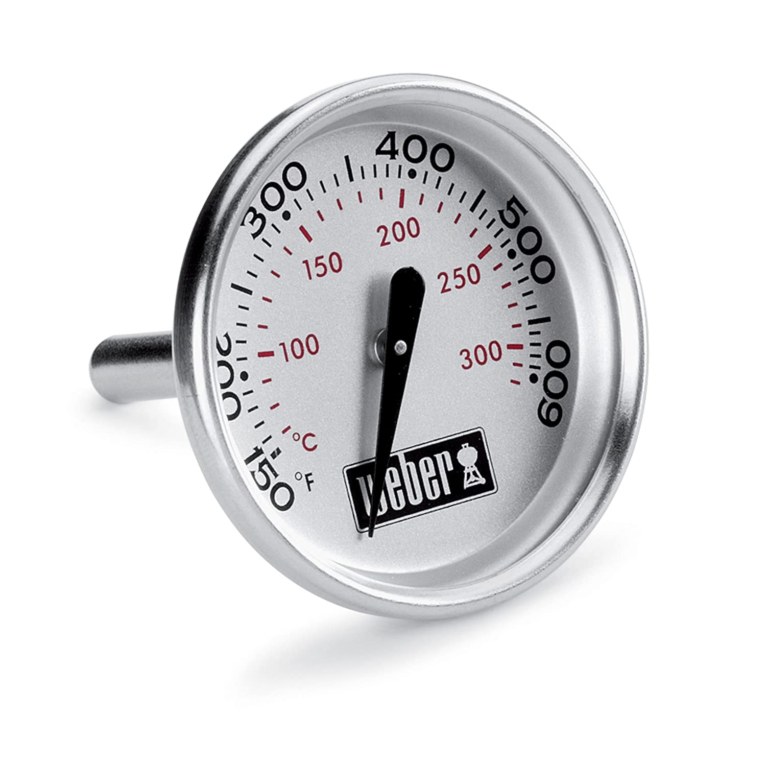 Weber 7581 Q Replacement Thermometer for Grills