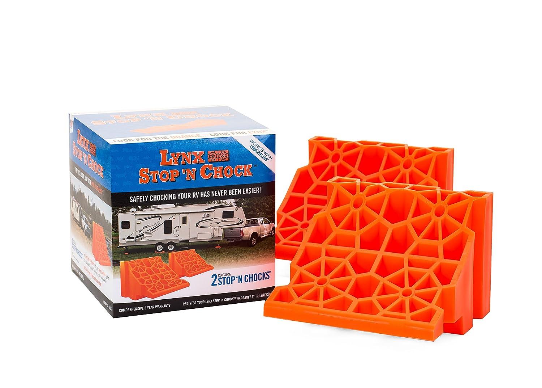 Tri-Lynx 00018 Brems- und Unterlegkeile, 2er Pack