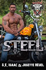 Steel (Wicked Griffins RH MC Book 1) Kindle Edition