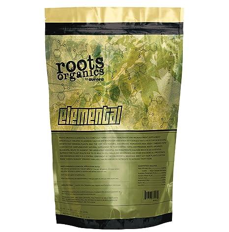 Roots Organics Elemental Supplement 20% Calcium 4% Magnesium Fertilizer, 3  lb