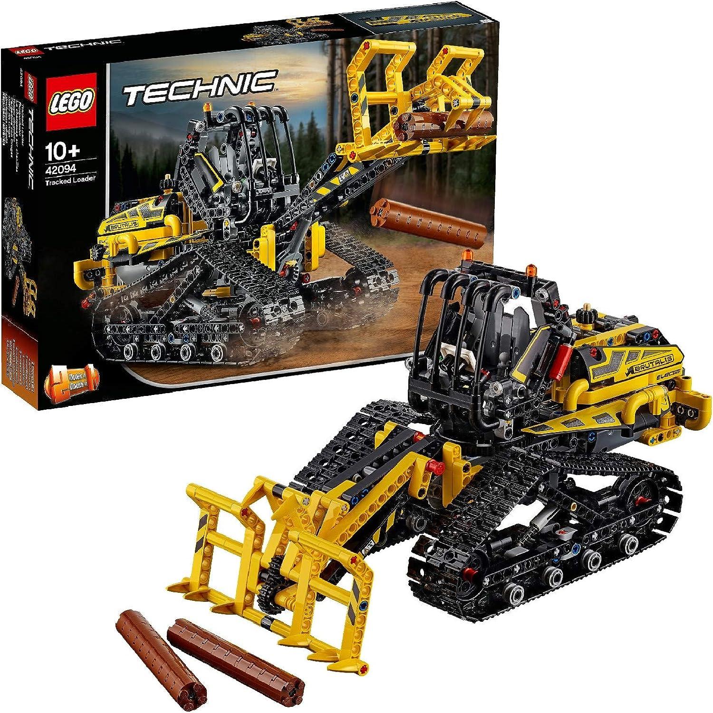LEGO ® Technic 42094 bachi caricatrici-NUOVO /& OVP in magazzino immediatamente risultato finale MONTALA!