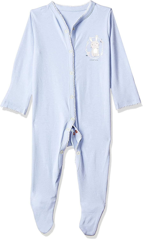 3 Pack Bodysuit Mothercare Baby Girls Sweet Bunny Sleepsuits