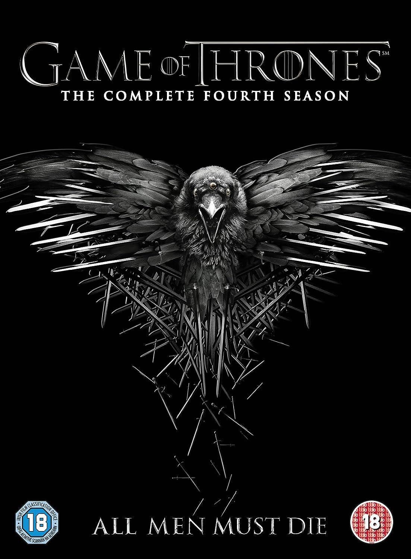 Amazon.com: Game of Thrones - Season 4 [DVD] [2015]: Movies & TV