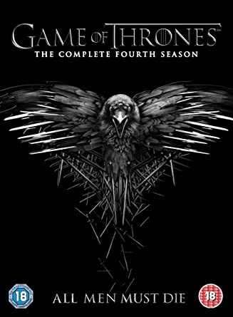 Game of Thrones - Season 4 [DVD] [2017] [2015]: Amazon co uk