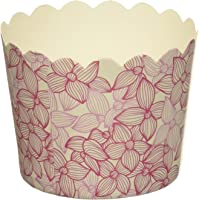 Simply Baked Small Paper Baking Cups Disposable and Oven-Safe