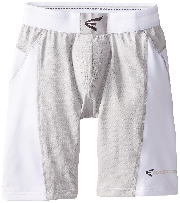 イーストンBoys ' m7 Sliding Shorts B00OPZLJQ0 Youth X-Large|ホワイト ホワイト Youth X-Large