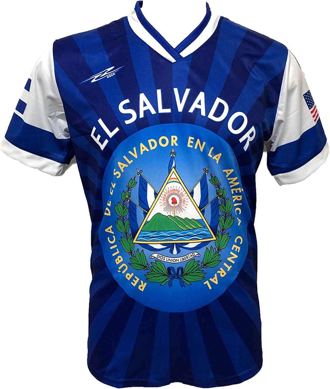 El Salvador Men's Soccer Jersey