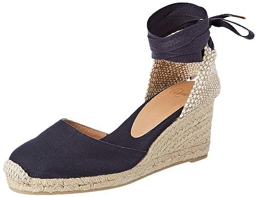 Castañer Carina/6/001, Alpargatas para Mujer: Amazon.es: Zapatos y complementos