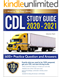 CDL Study Guide 2020 - 2021: A Complete CDL Test Prep Guide for the Commercial Drivers License Exam (CDL Training Book…