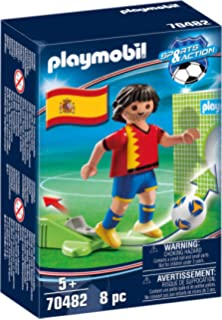 Playmobil-6857 Action Man Playset, Color, Miscelanea (6857): Amazon.es: Juguetes y juegos