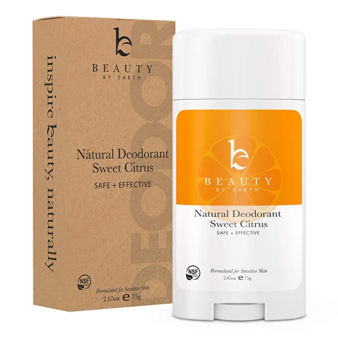 Beauty by Earth Natural Deodorant