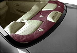 Coverking Custom Fit Dashcovers for Select BMW 525i/525iT/535i Models - Poly Carpet (Wine)
