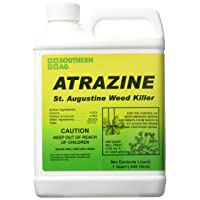 Southern Ag 006130 Atrazine St. Augustine Weed Killer 32oz Specialty Herbicide