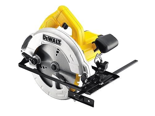 Dewalt DWE560  : une scie circulaire maniable et légère