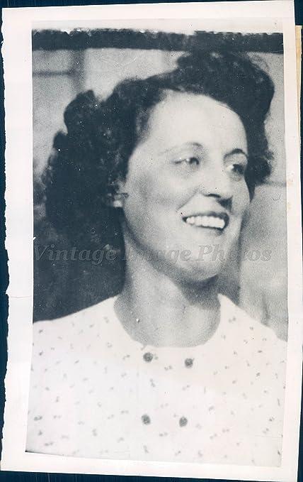 Amazon com: Vintage Photos 1943 Photo Murder Victim Elvira
