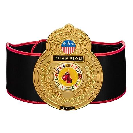 Title Boxing Old School Championship Belt