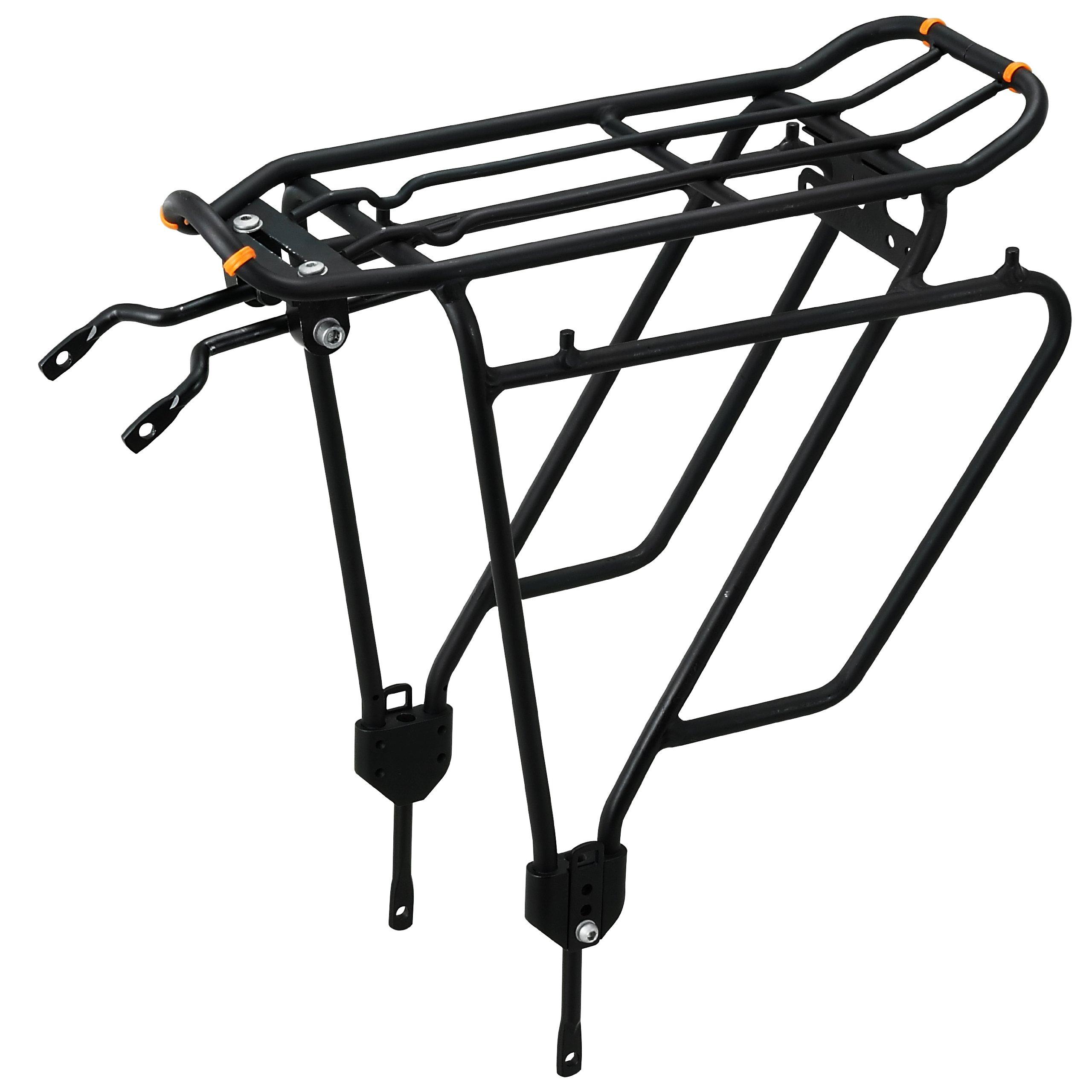 Ibera Pakrak Bicycle Touring Carrier Plus+ Ib-Ra4 Frame-Mounted For Heavier T.. 12