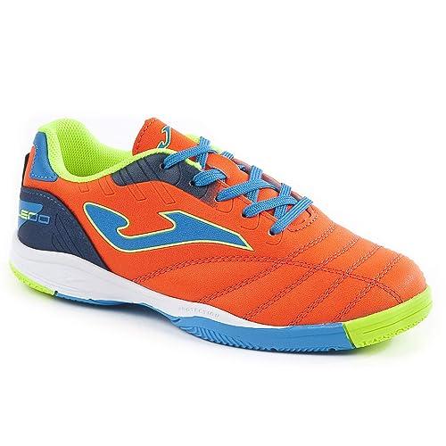 Joma toljw 708 _ in Zapatos Fútbol Sala Toledo JR 708 Indoor Naranja Zapato Naranja Size