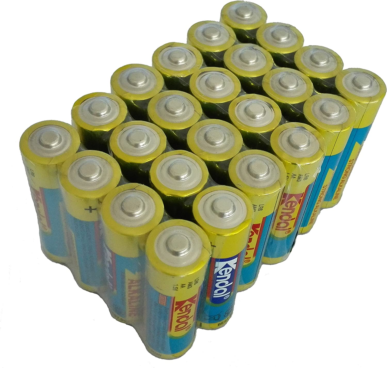 Duracell Industrial AA AAA Alkaline 1.5V LR6 MN1500 LR03 MN2400 Battery