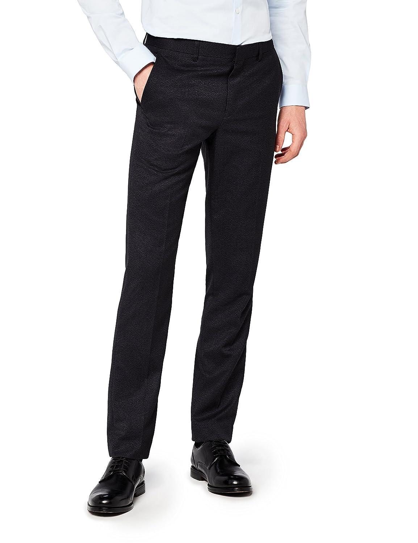 find Pantaloni Eleganti Slim Uomo