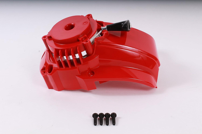 Mtd Genuine 753 06314 Recoil Starter Housing Assembly Oem Troybilt 7531225 Carburetor X3 Garden Outdoor