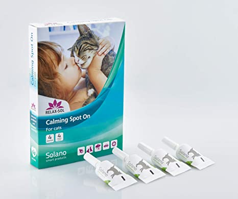 Solano SORELAXSOC17 Relax Sol Spot On para Gatos