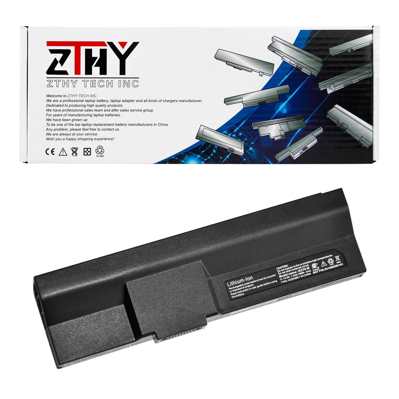 ZTHY 11.1V 79WH 7.2mAh IX270-M Laptop Battery for Itronix DYNAMICS GoBook XR-1 IX270 GD8000 23+050395+01 23+050395+02