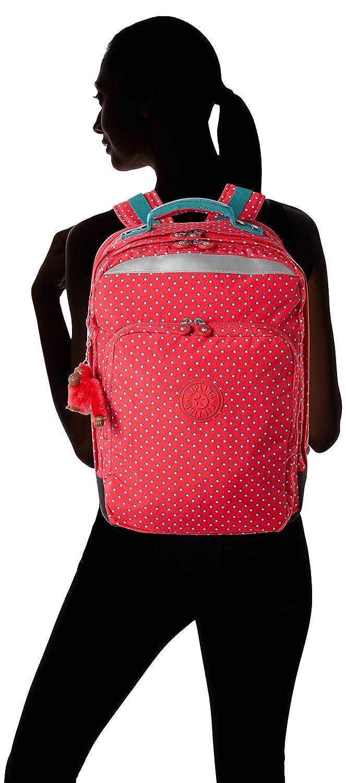 Kipling Kids School Bag - COLLEGE UP Pink Summer Pop: Amazon.in: Shoes &  Handbags