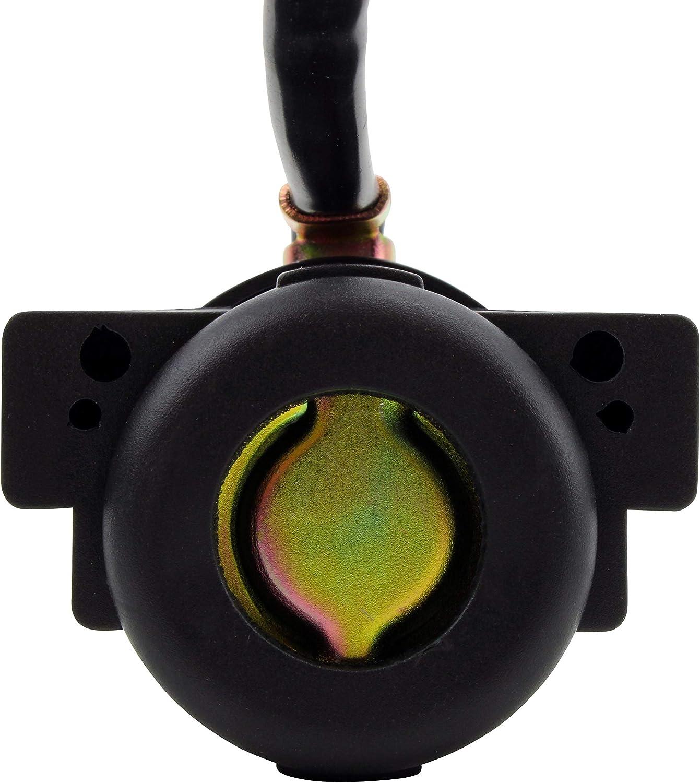 SR//SRX 250 XS 360 400 500 750 850 TTR 225 Virago 535 YX 600 1976-2005# 1J7-81940-10-00 // 3AY-81940-00-00 // 4KD-81940-00-00 Starter Relay Solenoid for Yamaha Trailway 200 XT 225 600