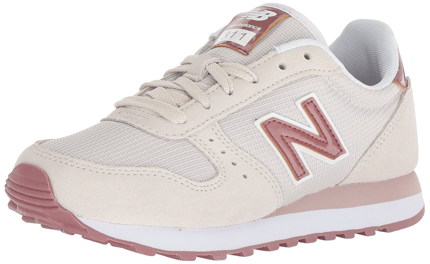 New Balance Women's 311v1 Sneaker B075R6YZTD 5.5 B(M) US|Moonbeam