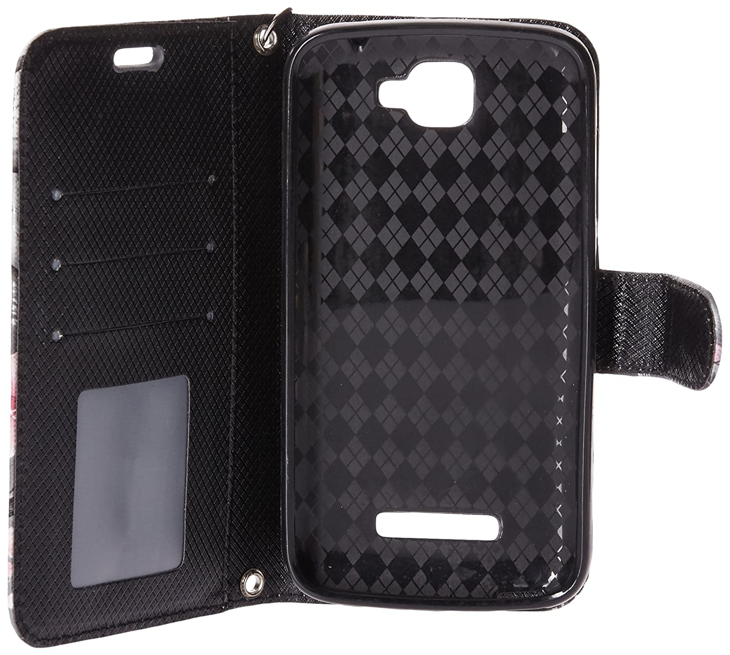 Alcatel One Touch Cellularvilla Leather Image 3