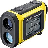 Nikon Forestry Pro II Telemetro Laser, 7.5-1600 Metros, Negro