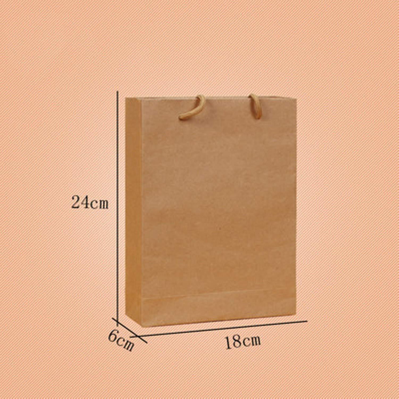 Amazon.com: BATOP Kraft Paper Box Party Favors Gift Paper ...