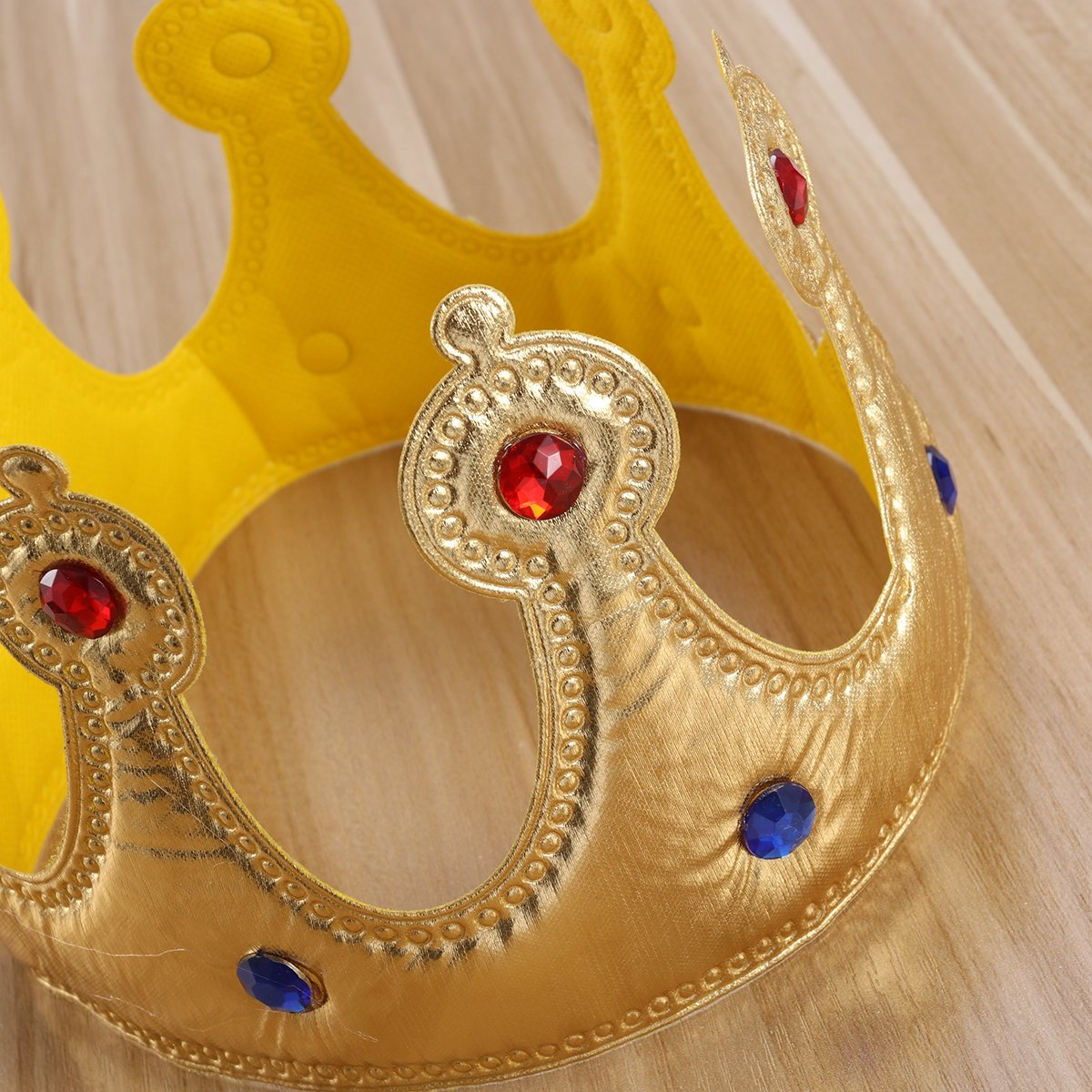 SUPVOX Sombreros de Corona de cumplea/ños Fiesta de Papel Corona Sombrero Gorra para cumplea/ños celebraci/ón Baby Shower