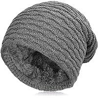 VBIGER Beanie Cappello in Maglia Cappelli Invernali Berretti in maglia Cappello Invernale Beanie Unisex Caldo Cappello per Sci/Bici/Moto
