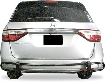 Broadfeet Rear Bumper Guard Double Pipe Fits: 2004-2017 Honda Odyssey