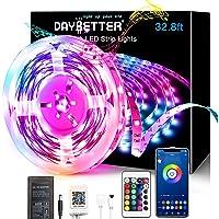 Daybetter Smart Bluetooth Led Lights 32.8ft