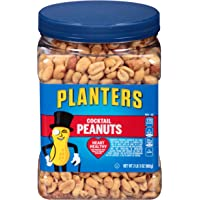 Planters Salted Cocktail Peanuts 35 Ounce