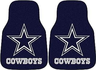 product image for FANMATS Dallas Cowboys Team 2 Piece Car Mats